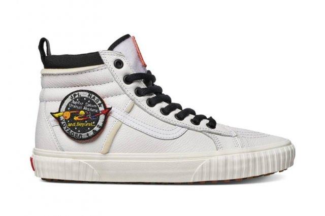 Vans присвятили колекцію 60-річчю NASA - фото 292181