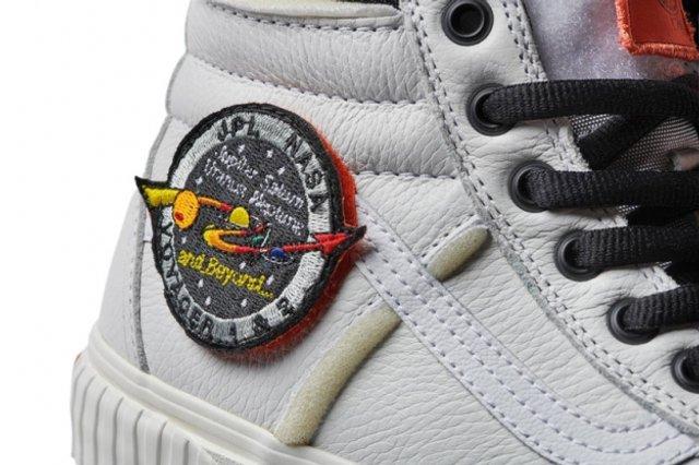 Vans присвятили колекцію 60-річчю NASA - фото 292185