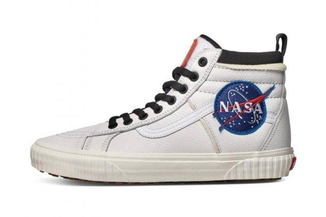Vans присвятили колекцію 60-річчю NASA - фото 292189