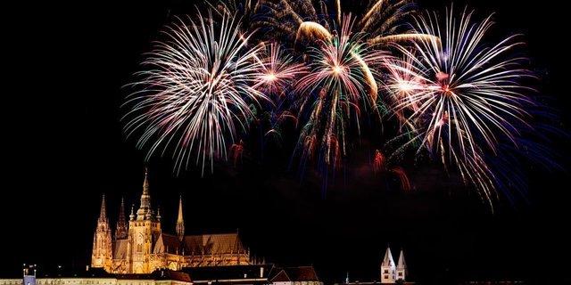 Новий рік 2019 у Празі   - фото 292479