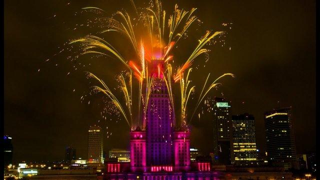 Новий рік 2019 у Варшаві  - фото 292480