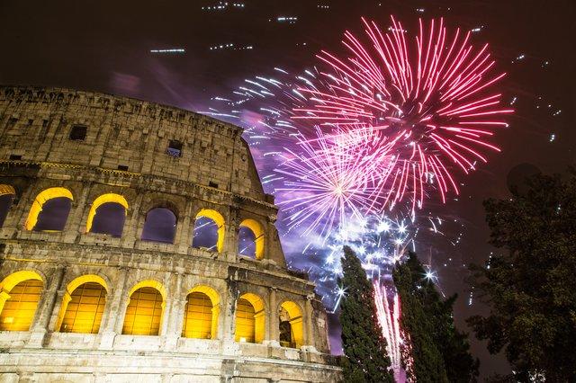 Новий рік 2019 у Римі   - фото 292481