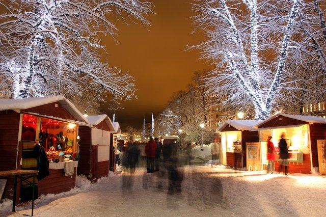 Новий рік 2019 у Гельсінкі  - фото 292482