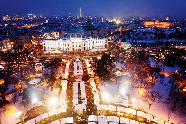 Новий рік 2019 у Відні  - фото 292484