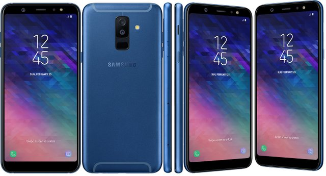 Samsung Galaxy A6 Plus 2018 - фото 292501