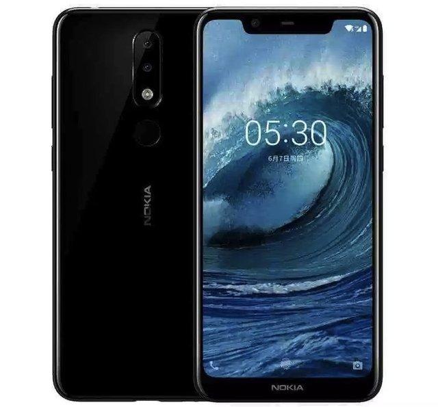 Nokia 5.1 Plus - фото 292502