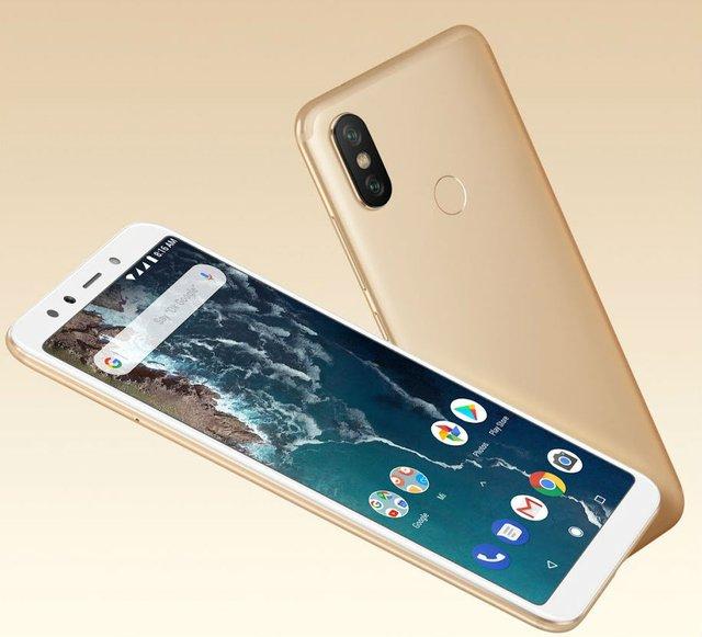 Xiaomi Mi A2 - фото 292507