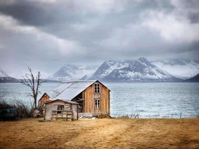 Фотограф показала занедбані помешкання Скандинавії: ефектні кадри - фото 292523
