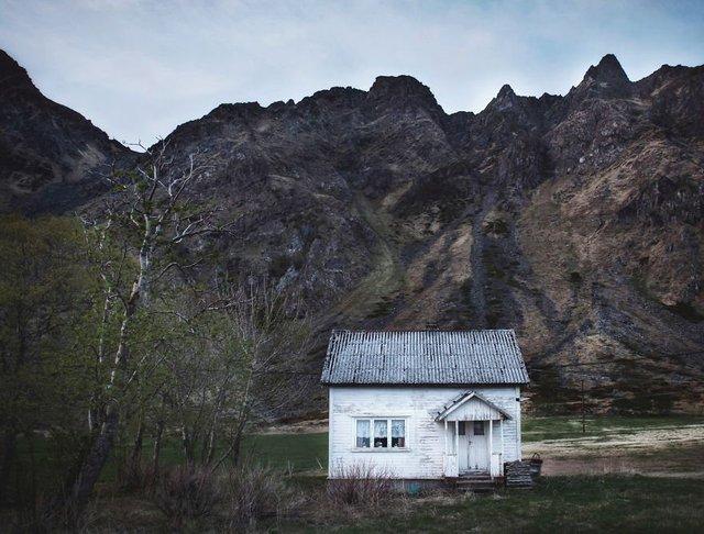 Фотограф показала занедбані помешкання Скандинавії: ефектні кадри - фото 292524
