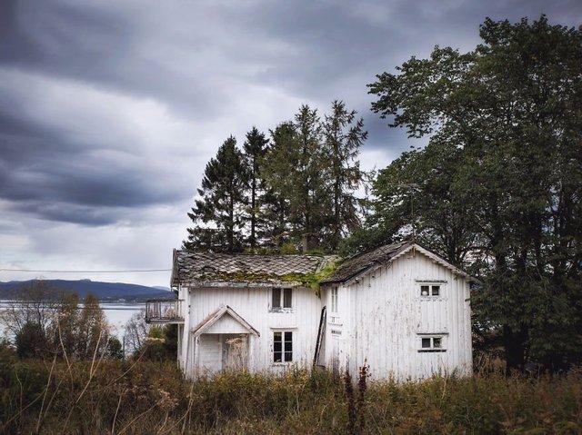 Фотограф показала занедбані помешкання Скандинавії: ефектні кадри - фото 292526