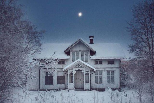 Фотограф показала занедбані помешкання Скандинавії: ефектні кадри - фото 292528