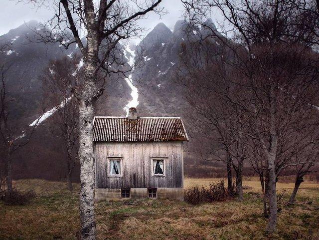 Фотограф показала занедбані помешкання Скандинавії: ефектні кадри - фото 292530