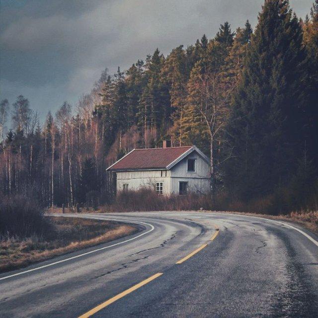 Фотограф показала занедбані помешкання Скандинавії: ефектні кадри - фото 292536