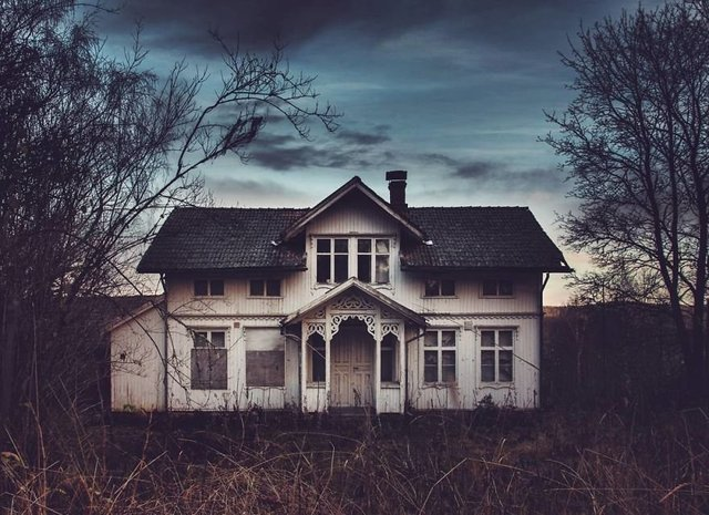 Фотограф показала занедбані помешкання Скандинавії: ефектні кадри - фото 292538