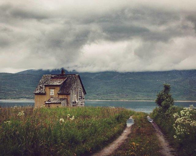 Фотограф показала занедбані помешкання Скандинавії: ефектні кадри - фото 292543