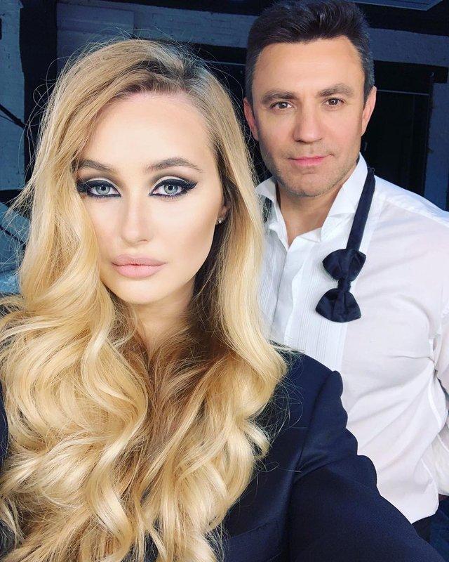Круте селфі Миколи Тищенка та його дружини - фото 292628