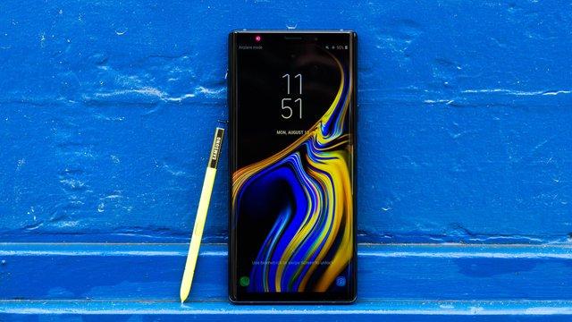 Samsung Galaxy Note9 - фото 292639