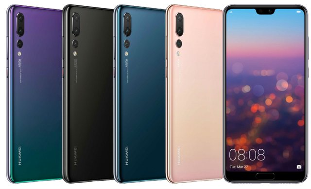 Huawei P20 Pro - фото 292641