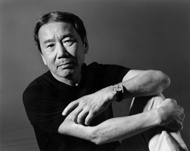 Японський письменник Харукі Муракамі - фото 292690