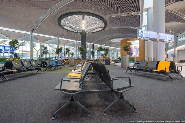 Так виглядає найбільший аеропорт в світі - фото 292768