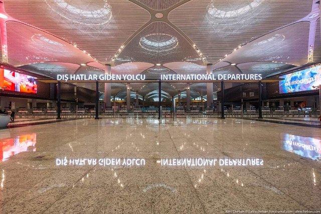 Так виглядає найбільший аеропорт в світі - фото 292769