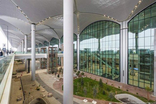 Так виглядає найбільший аеропорт в світі - фото 292771