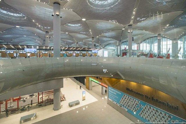 Так виглядає найбільший аеропорт в світі - фото 292772