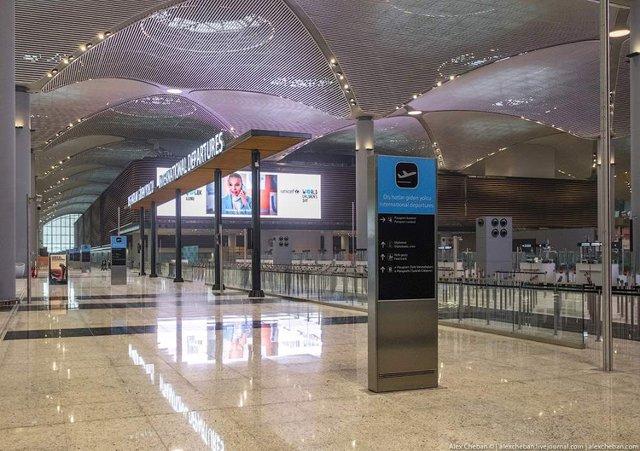 Так виглядає найбільший аеропорт в світі - фото 292773