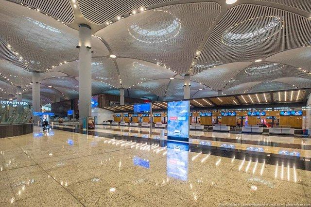 Так виглядає найбільший аеропорт в світі - фото 292774