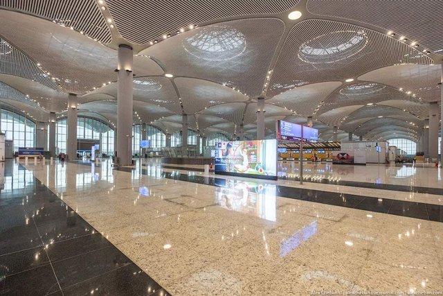 Так виглядає найбільший аеропорт в світі - фото 292775
