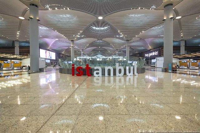 Так виглядає найбільший аеропорт в світі - фото 292778