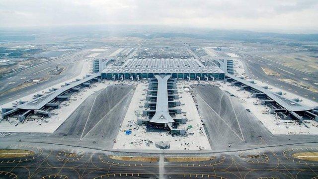 Так виглядає найбільший аеропорт в світі - фото 292780