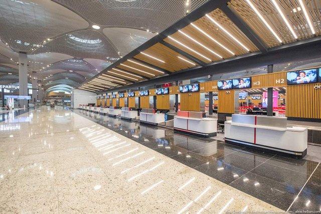 Так виглядає найбільший аеропорт в світі - фото 292781