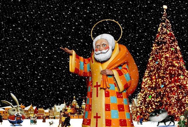 Хто такий Святий Миколай - фото 292787