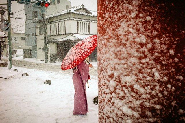 Незвичайні моменти щоденного життя в Японії: яскраві фото - фото 292831