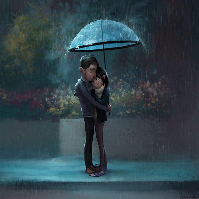 Чарівні ілюстрації про любов та почуття, які зігрівають серце - фото 292912