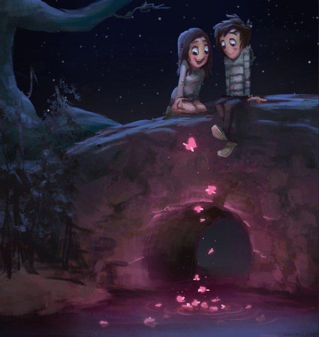 Чарівні ілюстрації про любов та почуття, які зігрівають серце - фото 292918