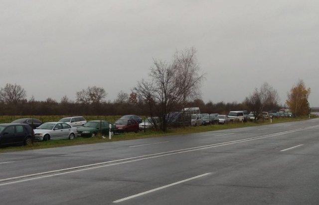 У мережі показали занедбані авто на євробляхах   - фото 292962