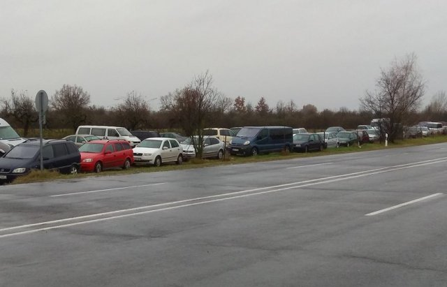 У мережі показали занедбані авто на євробляхах   - фото 292964