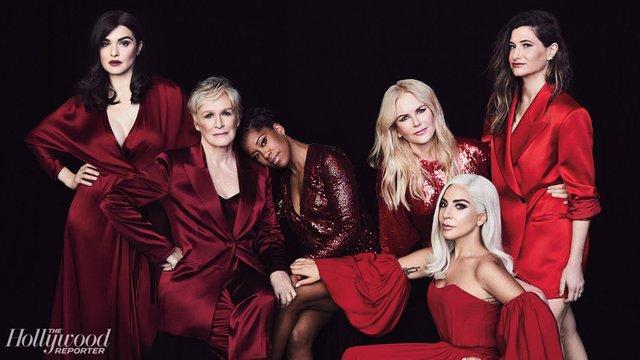 Спокуслива розкіш: голлівудські зірки знялися для The Hollywood Reporter - фото 293003