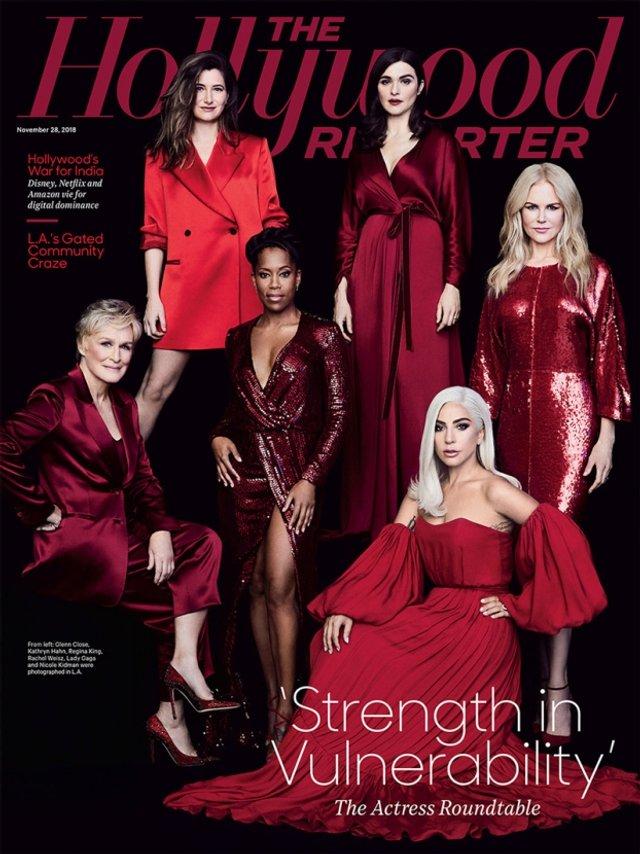 Спокуслива розкіш: голлівудські зірки знялися для The Hollywood Reporter - фото 293006