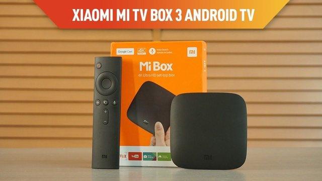 XIaomi Mi box 3 – компактна Android-приставка - фото 293131