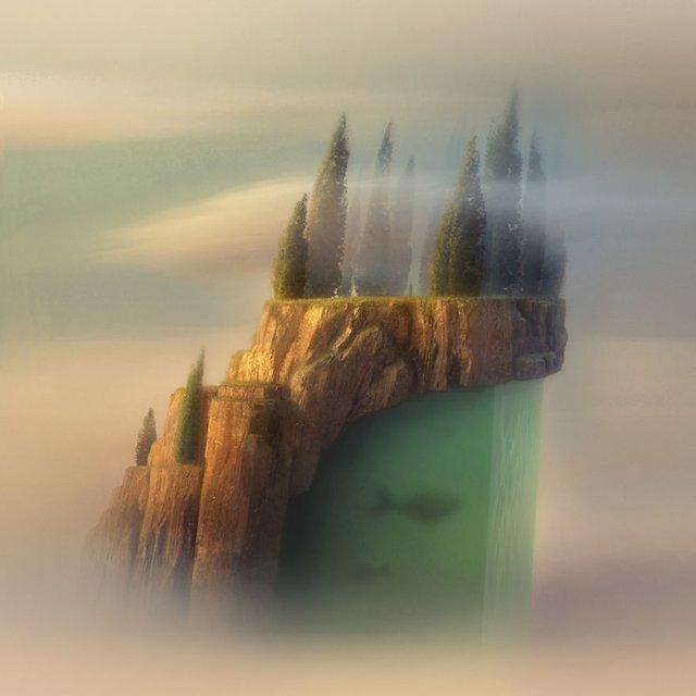 Неймовірні світи, які переносять у казку: ілюстрації - фото 293185