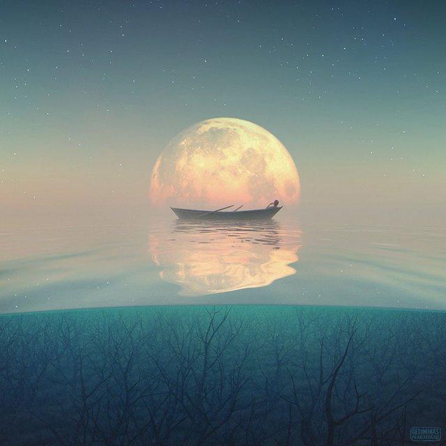 Неймовірні світи, які переносять у казку: ілюстрації - фото 293191