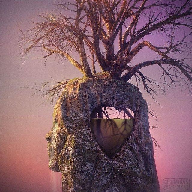 Неймовірні світи, які переносять у казку: ілюстрації - фото 293193