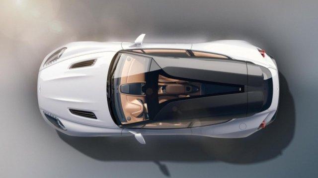 Vanquish Shooting Brake Zagato від Aston Martin - фото 293271