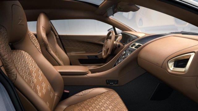 Vanquish Shooting Brake Zagato від Aston Martin - фото 293273