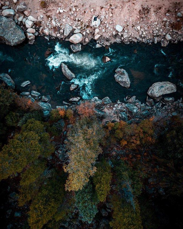 Пейзажі світу з висоти пташиного польоту: ефектні фото - фото 293374
