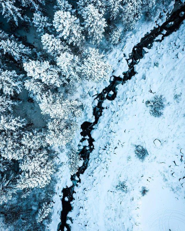 Пейзажі світу з висоти пташиного польоту: ефектні фото - фото 293381
