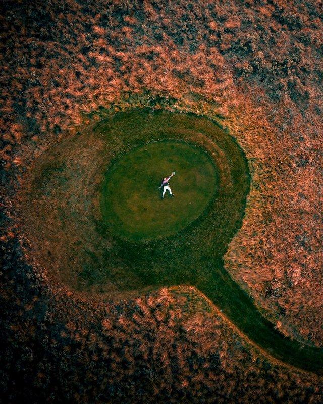 Пейзажі світу з висоти пташиного польоту: ефектні фото - фото 293388